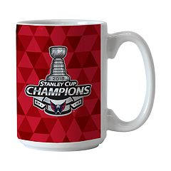Boelter Washington Capitals 2018 Stanley Cup Champions Coffee Mug
