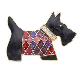 Pet Friends Scottie Dog Pin
