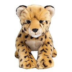 FAO Schwarz 12-inch Cub Cheetah Toy Plush