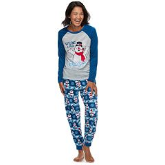 c84b3bed1 Blue Jammies For Your Families Family Pajamas Christmas