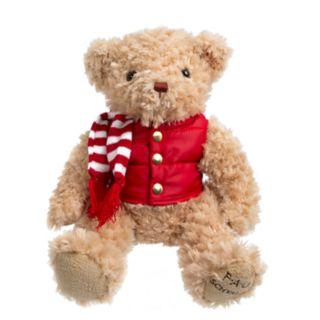 FAO Schwarz 12-inch Anniversary Bear Toy Plush