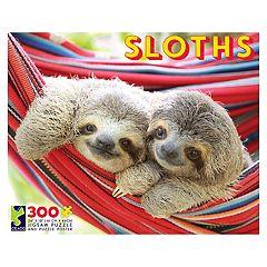 Ceaco Sloths 300-piece Puzzle