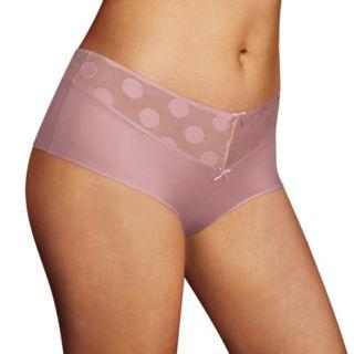 Women's Maidenform Sheer Dot Cheeky Hipster 40823