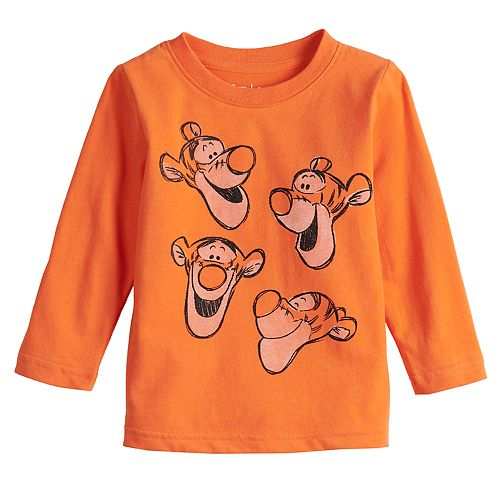 Disney's Winnie the Pooh Baby Boy Tigger Softest Graphic Tee by Jumping Beans®