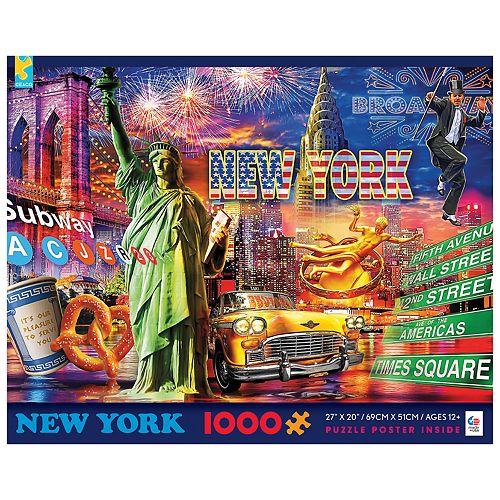 Ceaco New York 1000-piece Puzzle