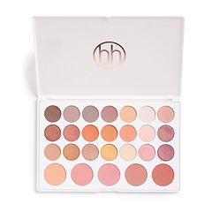 BH Cosmetics Nouveau Neutrals 26-Color Eyeshadow & Blush Palette