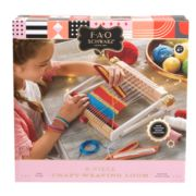 FAO Schwarz Craft Weaving Loom