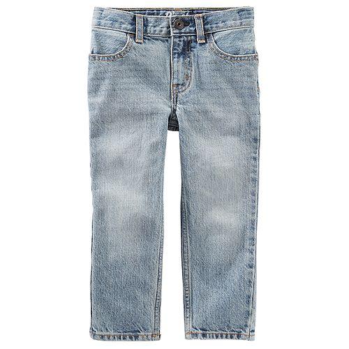 Boys 4-14 OshKosh B'gosh® Straight Leg Jeans