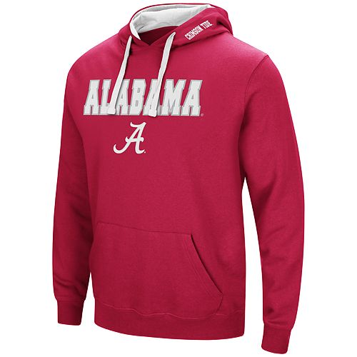 Men's Alabama Crimson Tide Pullover Fleece Hoodie