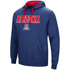 Men's Arizona Wildcats Pullover Fleece Hoodie