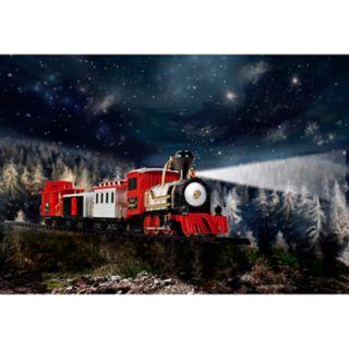FAO Schwarz 30-Piece Motorized Train Set