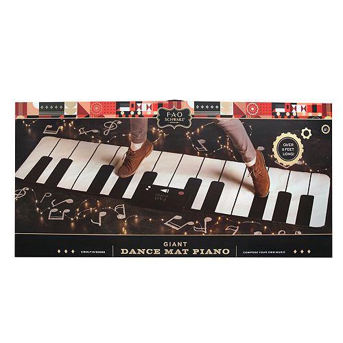 FAO Schwarz Giant Dance Mat Piano