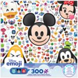 Disney Emoji 300-Piece Puzzle by Ceaco