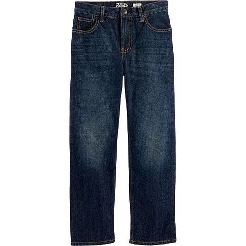 Boys 4-12 OshKosh B'gosh® Core Classic Fit Jeans