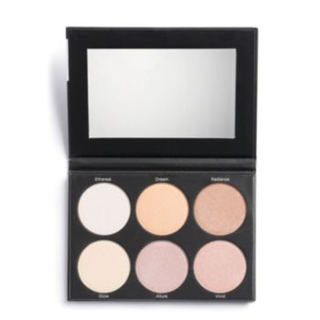 BH Cosmetics Spotlight Highlight 6-Color Palette