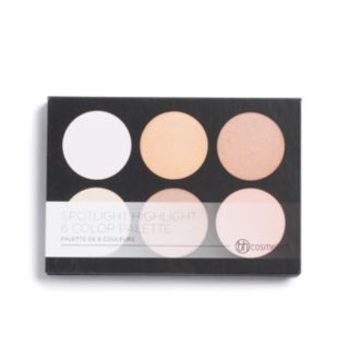 BH Cosmetics Spotlight Highlight 6-Color Palette