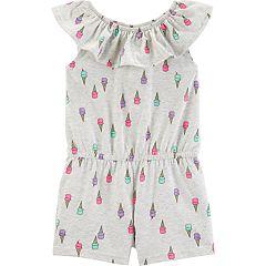 Toddler Girl OshKosh B'gosh® Ice Cream Romper