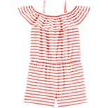 Toddler Girl OshKosh B'gosh® Striped Romper