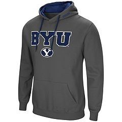 Men's BYU Cougars Pullover Fleece Hoodie
