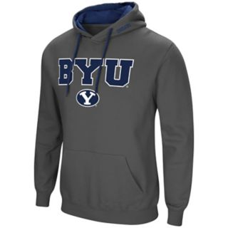 Men's BYU Cougars Pullover Fleece Hoodie