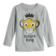 "Disney's Lion King Toddler Boy ""Future King"" Simba Graphic Tee by Jumping Beans®"