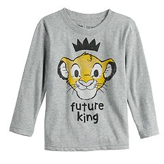 Disney's Lion King Toddler Boy 'Future King' Simba Graphic Tee by Jumping Beans®