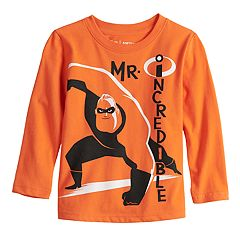 Disney / Pixar The Incredibles 2 Toddler Boy 'Mr. Incredible' Graphic Tee by Jumping Beans®