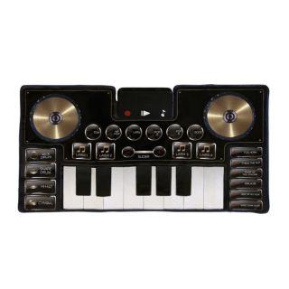 FAO Schwarz Giant Electronic DJ Mixer Mat
