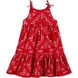 Toddler Girl OshKosh B'gosh® Bandana Tiered Dress