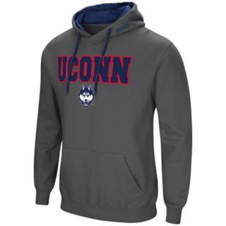 Men's UConn Huskies Pullover Fleece Hoodie