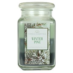 Candle Essentials Winter Pine 17-oz. Candle Jar