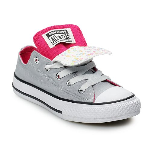 Converse Sneaker Chuck Taylor All Star Double Tongue Textil