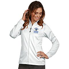 Women's Antigua Golden State Warriors 2018 NBA Finals Champions Golf Jacket