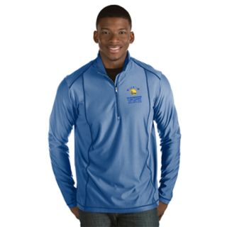 Men's Antigua Golden State Warriors 2018 NBA Finals Champions Tempo Pullover
