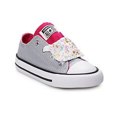 Toddler Girls' Converse Chuck Taylor All Star Double Tongue Birthday Confetti Sneakers
