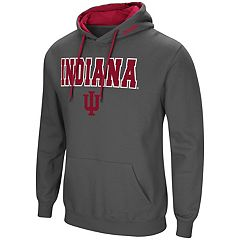 Men's Indiana Hoosiers Pullover Fleece Hoodie