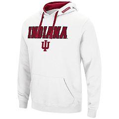 Men's Indiana Hoosiers Pullover Fleece Hoodie