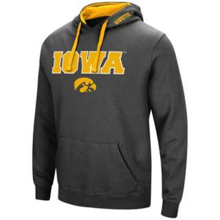Men's Iowa Hawkeyes Pullover Fleece Hoodie