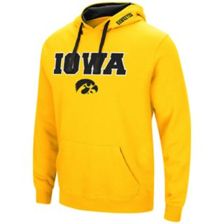 Men's Iowa Hawkeyes Pullover Fleece Hoodie