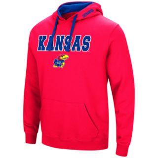 Men's Kansas Jayhawks Pullover Fleece Hoodie