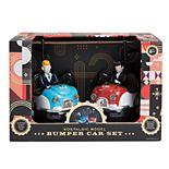 FAO Schwarz Nostalgic Model Remote Control Bumper Car Set
