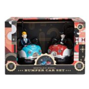 FAO Schwarz Nostalgic Model Remote Control Bumper Car Set