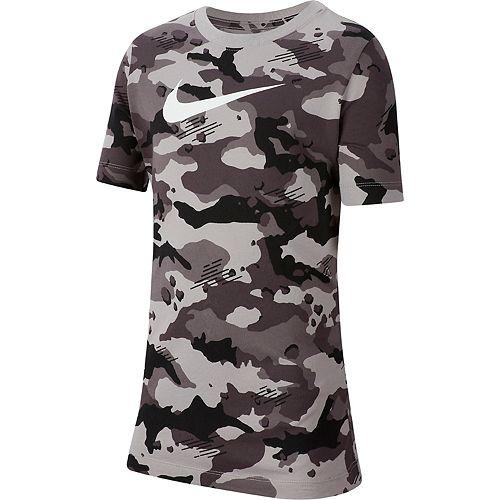 Boys 8-20 Nike Camo Tee