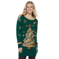 Women's Holiday Tunic