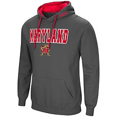 Men's Maryland Terrapins Pullover Fleece Hoodie