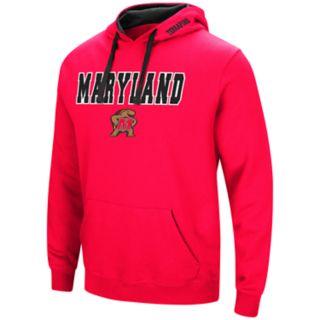 Men's Maryland Terrapins Pullover Fleece Hoodie