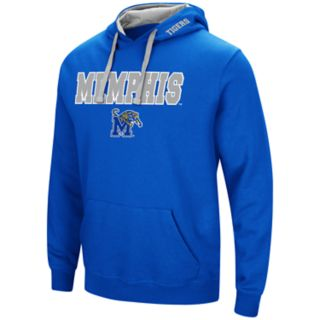 Men's Memphis Tigers Pullover Fleece Hoodie