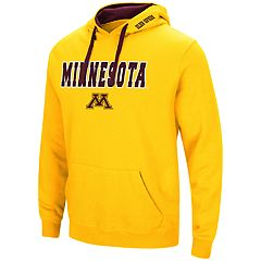 Men's Minnesota Golden Gophers Pullover Fleece Hoodie
