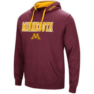 Men's Minnesota Golden Gophers Pullover Fleece Hoodie