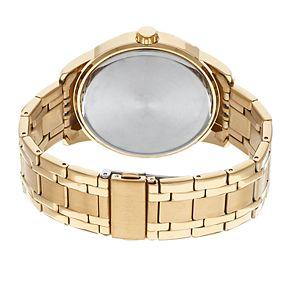 Armitron Men's Stainless Steel Dress Watch - 20/5314BKGP